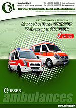 MB Sprinter / VW Crafter ICU Brochure