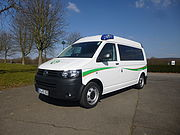 ON SALE:<br>Miesen Ambulance on Volkswagen T5