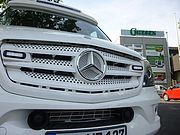 ON SALE:<br>MIESEN Ambulance on Mercedes-Benz Sprinter 519 CDI with Box Conversion