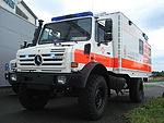 New Rescue Ambulances on UNIMOG U4000